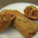 Traditional Egg Rolls