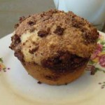 Chocolate Streusel Coffee Cake or Muffins