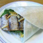Chicken Snack Wraps
