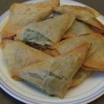 Spinach Triangles